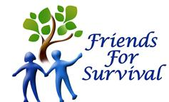 Friends for Survival Logo
